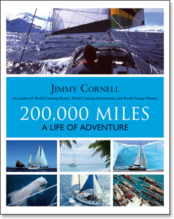 200,000 miles, by Jimmy Cornell