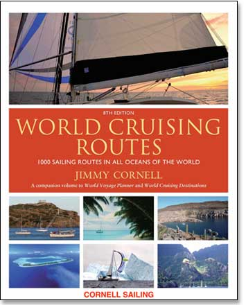 World Cruising Routes, by Jimmy Cornell